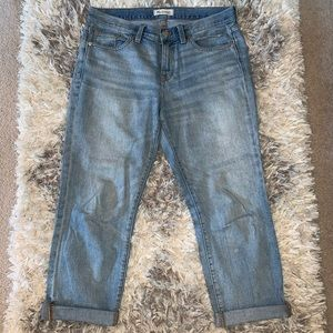 "Madewell ""Boyjeans"" size 29"